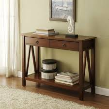 Unique Entryway Tables Console Tables For Less Overstock