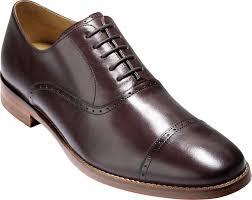 cambridge captoe oxford shoe by cole haan cole haan jos a bank