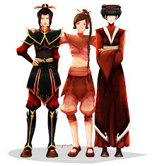 avatar the last airbender halloween costumes ty lee mai and azula faves by thelegendofzuko deviantart com on