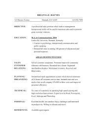 Psychology Resume Templates Free Combination Resume Template Resume Template And