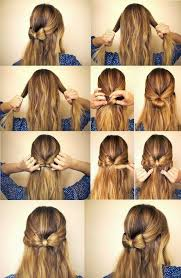 tutorial rambut tonia rose some gorgeous ways to wear the half up half down