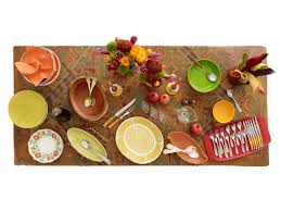 thanksgiving table setting ideas food network thanksgiving