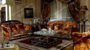 italian living room set zeus walnut gold italian furniture italian living room furniture