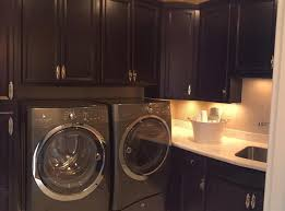laundry rooms move upstairs and clean up