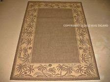 Tropical Outdoor Rugs Brown Tropical Area Rugs Ebay