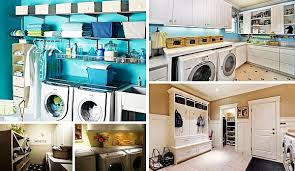 laundry in kitchen design ideas 30 coolest laundry room design ideas for today s modern homes