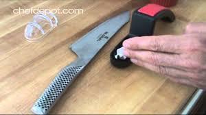 Global Kitchen Knives Global Knife Set Youtube
