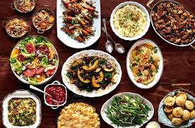 thanksgiving menu ideas dinner recipes without turkey gallery
