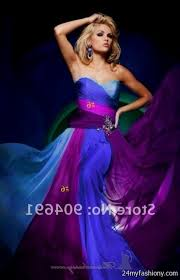 purple dresses for weddings stunning purple and blue wedding dresses contemporary styles