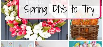 spring diys spring diys for you to try jenny louise marie