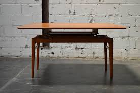 Adjustable Coffee Dining Table Coffee Table Noguchi Coffee Table Adjustable Height Coffee Dining