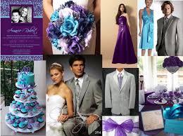 purple and turquoise wedding purple and turquoise wedding cloveranddot