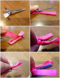 baby hair clip how to make your own baby hair with a anti slip grip diy