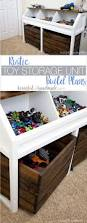 How To Make A Wooden Toy Box by Best 25 Toy Boxes Ideas On Pinterest Kids Storage Kids Storage