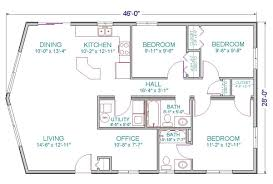 100 floor plans for 3 bedroom homes beautiful three bedroom