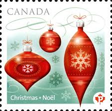 ornaments postage st canada