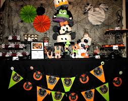 halloween birthday party decoration ideas