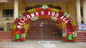 wedding arches names gallery 3 marriage decoration arrangements in tirumala tirupati