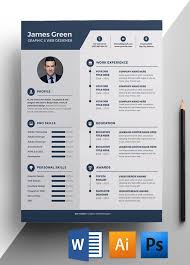 Web Design Resume Template Graphic U0026 Web Designer Resume Template U2013 Hiremeresume