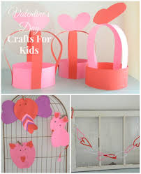 3 simple valentine u0027s day crafts for kids craft activities