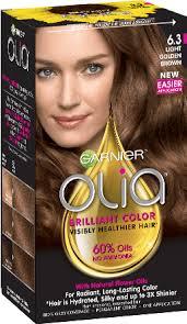 light golden brown hair color olia ammonia free permanent hair color light golden brown garnier