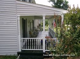 How To Build An Awning Over A Deck How To Build A Porch Build A Front Porch Front Porch Addition