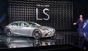lexus uk email address detroit show lexus ls range topper debuts news the car expert