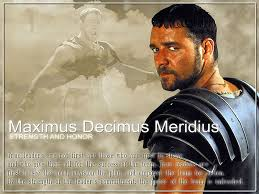 maximus gladiator are you not entertained