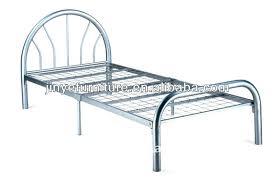 Metal Bed Frames Single Single Metal Bed Frames Successnow Info