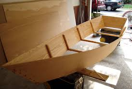 Free Wooden Boat Plans Plywood by Bayou Skiff Wooden Boat Plans Wood Boats Pinterest Boat