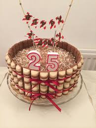 How To Decorate A Birthday Cake The 25 Best Kinder Bueno Cake Ideas On Pinterest Bueno Cake