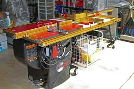 Sawstop Industrial Cabinet Saw Sawstop And Incra By Donj Lumberjocks Com Woodworking Community