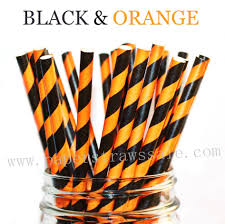 halloween paper products halloween paper straws paper straws buy wholesale paper drinking