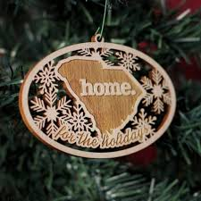 wooden christmas ornaments shop