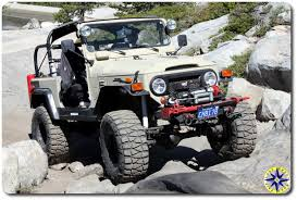 rubicon trail the die is cast crossing rubicon overland adventures and off road