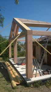hand build architectural wood framework model house sustainable hand hewn timber frame architecture pinterest