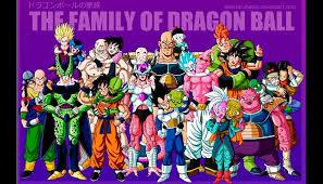 dragon ball super las familias del universo dragon ball fotos