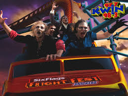 Six Flags Movies Six Flags Magic Mountain Fright Fest Kwin Fm