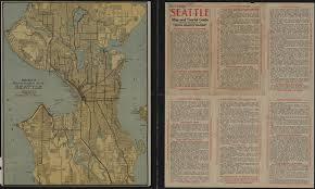 Maps Seattle Washington Secretary Of State Legacy Washington Washington