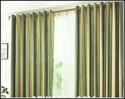 Yellow Striped Curtains Amazing Of Green Striped Curtains Decorating With Blue Yellow