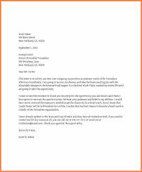 9 letter of resignation coaching resign letter job
