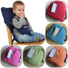 Chair Seat Cover Portable Travel Baby Kids Toddler Feeding High Chair Seat Cover