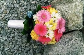 gerbera bouquet gerbera bridal bouquets lovetoknow