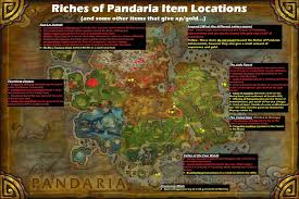 wow rare spawns where to find the riches of pandaria
