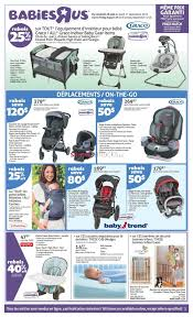 Babies R Us Canada Cribs by Toys R Us Canada Flyers
