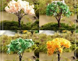 artificial trees etsy