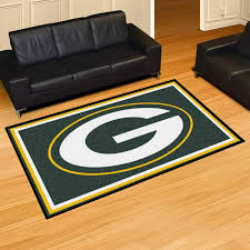 Bay Area Rugs Green Bay Packers Area Rugs Nfl Logo Mats