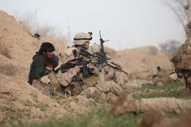 an afghan hounded by his past u s marines from bravo company 1st battalion 6th marines lance