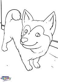 puppies u2013 coloring pages u2013 original coloring pages