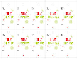 lostbumblebee 12 days christmas tags